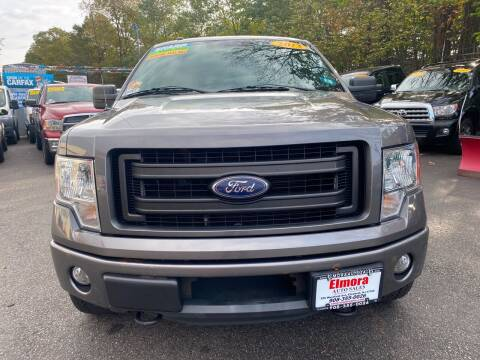2013 Ford F-150 for sale at Elmora Auto Sales in Elizabeth NJ