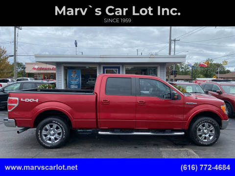 2009 Ford F-150 for sale at Marv`s Car Lot Inc. in Zeeland MI
