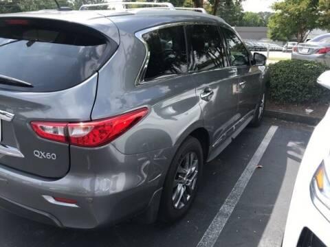 2015 Infiniti QX60 for sale at Southern Auto Solutions-Jim Ellis Hyundai in Marietta GA