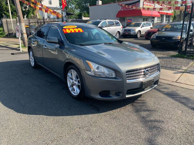 2009 Nissan Maxima for sale in Linden, NJ