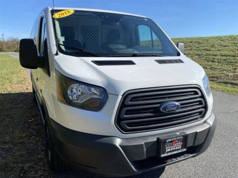 2018 Ford Transit Cargo for sale at Mr. Car City in Brentwood MD