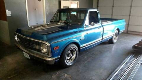 1969 Chevrolet C/K 10 Series for sale at Haggle Me Classics in Hobart IN