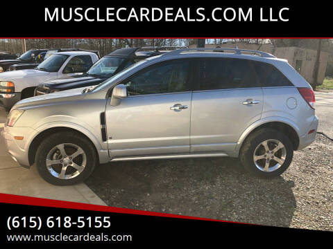 2009 Saturn Vue for sale at MUSCLECARDEALS.COM LLC - 4 in White Bluff TN