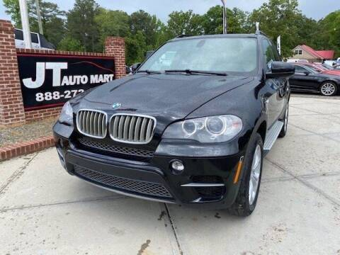 2012 BMW X5 for sale at J T Auto Group in Sanford NC