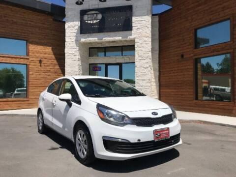 2017 Kia Rio for sale at Hamilton Motors in Lehi UT