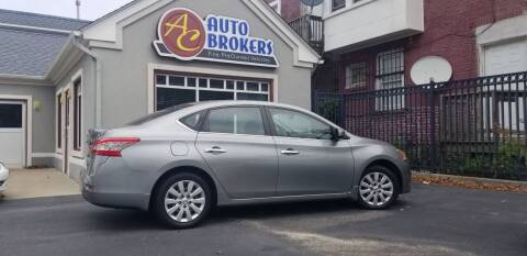 2014 Nissan Sentra for sale at AC Auto Brokers in Atlantic City NJ
