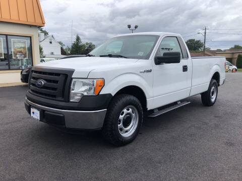 2011 Ford F-150 for sale at Majestic Automotive Group in Cinnaminson NJ