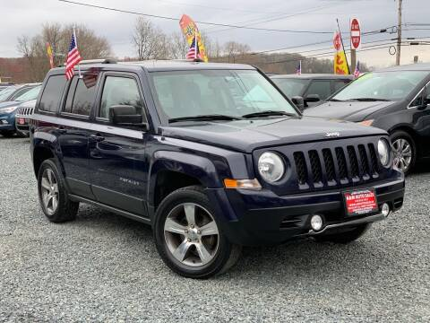 2017 Jeep Patriot for sale at A&M Auto Sale in Edgewood MD