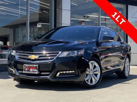 2019 Chevrolet Impala for sale at Carmel Motors in Indianapolis IN