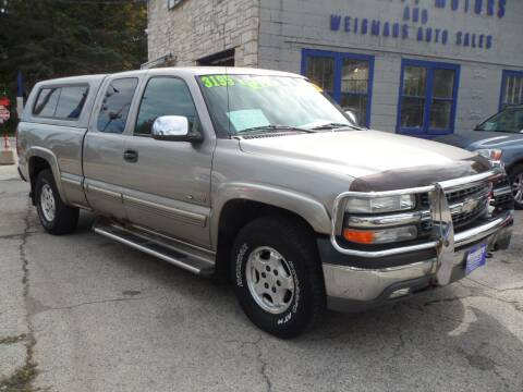 2001 Chevrolet Silverado 1500 for sale at Weigman's Auto Sales in Milwaukee WI