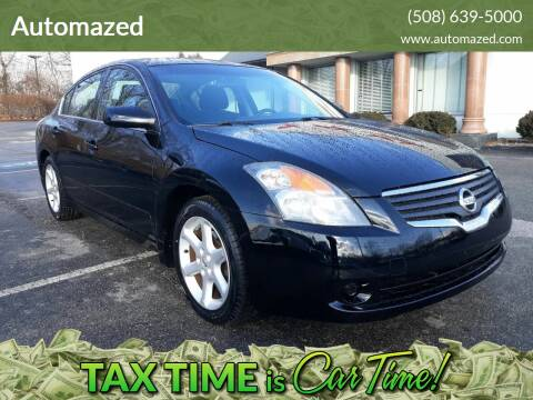 2008 Nissan Altima for sale at Automazed in Attleboro MA