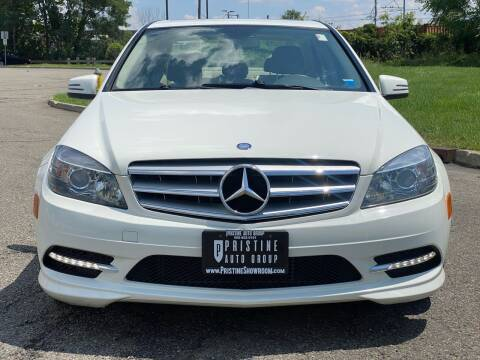 2011 Mercedes-Benz C-Class for sale at Pristine Auto Group in Bloomfield NJ