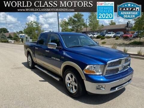 2011 RAM Ram Pickup 1500 for sale at World Class Motors LLC in Noblesville IN