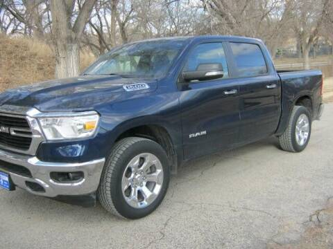 2019 RAM Ram Pickup 1500 for sale at Matteson Motors Inc in Phillipsburg KS