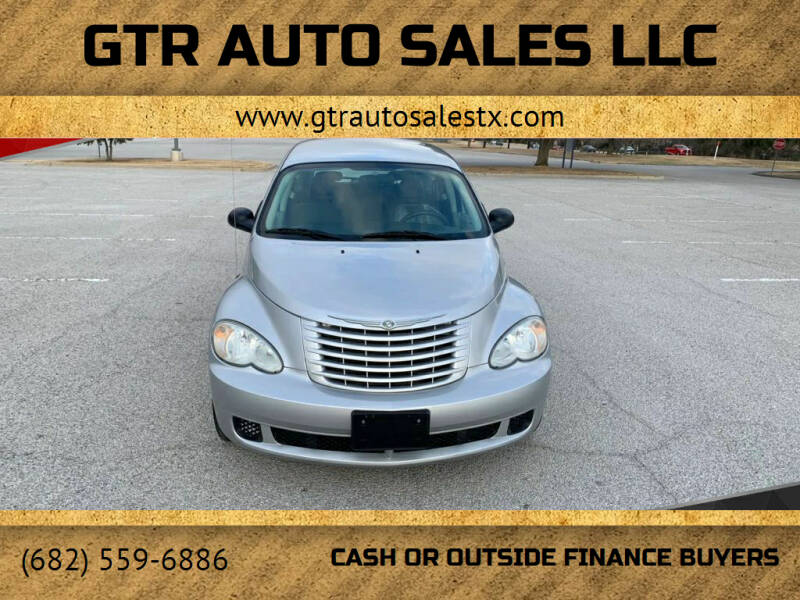 2008 Chrysler PT Cruiser for sale at GTR Auto Sales LLC in Haltom City TX