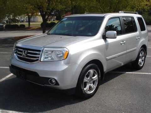 2012 Honda Pilot for sale at Uniworld Auto Sales LLC. in Greensboro NC