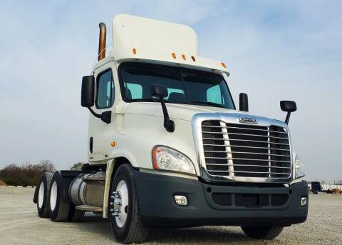 2012 Freightliner Cascadia for sale at A F SALES & SERVICE in Indianapolis IN