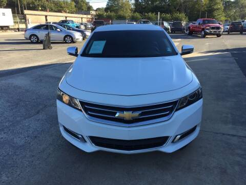 2016 Chevrolet Impala for sale at Beckham's Used Cars in Milledgeville GA