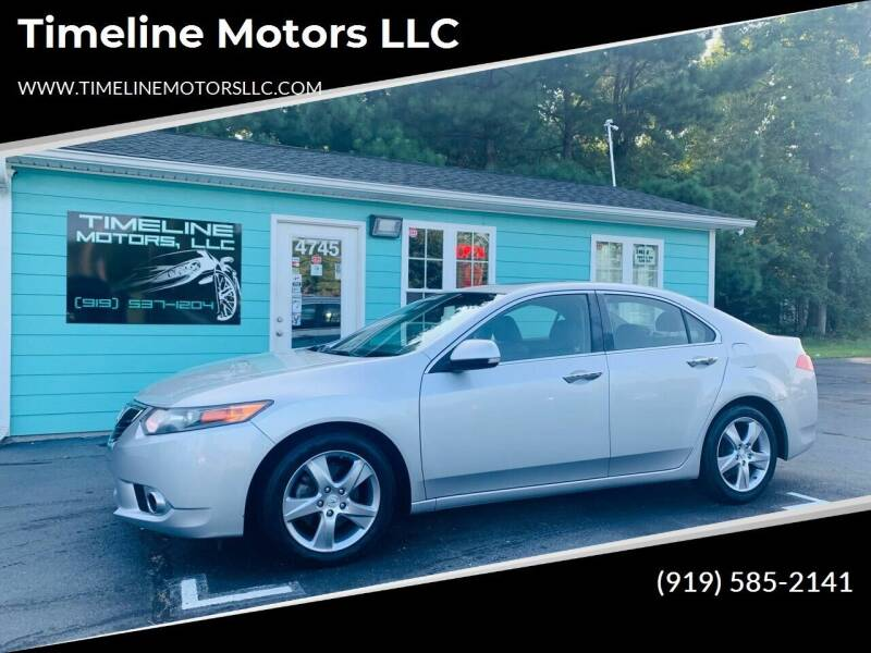 2012 Acura TSX for sale in Clayton, NC