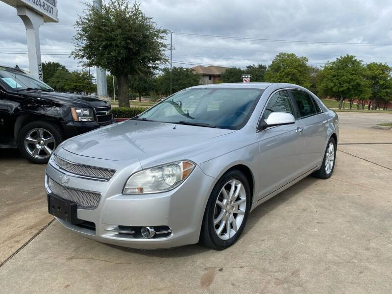 2010 Chevrolet Malibu for sale at CityWide Motors in Garland TX