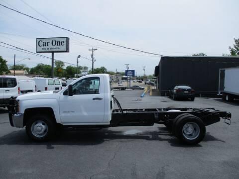 2015 Chevrolet Silverado 3500HD CC for sale at Car One in Murfreesboro TN