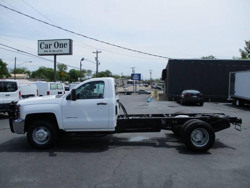 2015 Chevrolet Silverado 3500HD CC for sale in Murfreesboro, TN