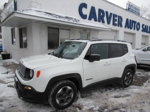 2016 Jeep Renegade for sale at Carver Auto Sales in Saint Paul MN
