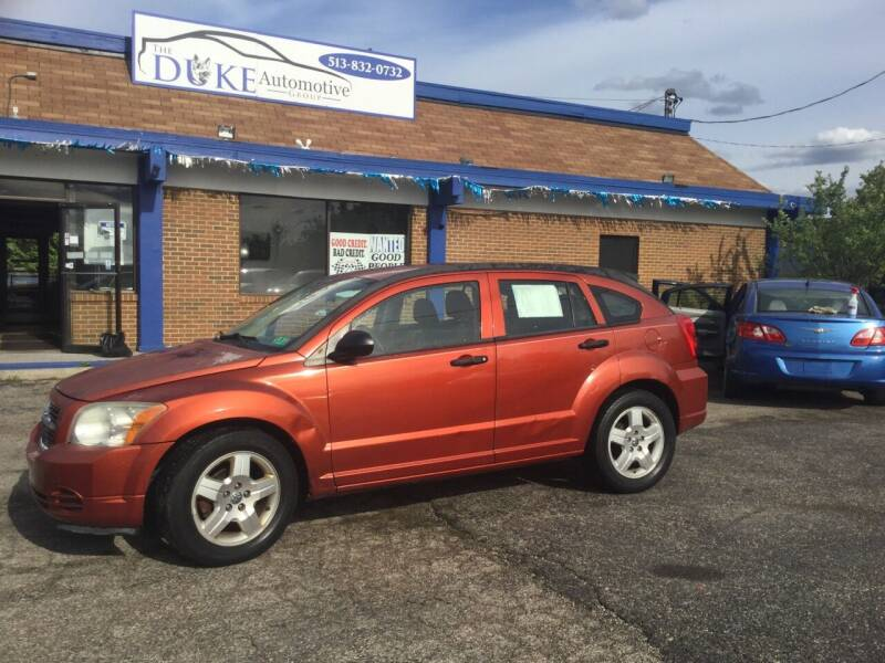 2008 Dodge Caliber for sale at Duke Automotive Group in Cincinnati OH