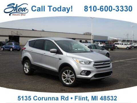 2019 Ford Escape for sale at Jamie Sells Cars 810 - Linden Location in Flint MI