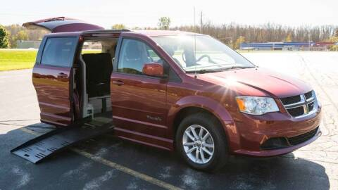 2016 Dodge Grand Caravan for sale at A&J Mobility in Valders WI