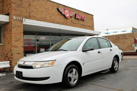 2004 Saturn Ion for sale at JT AUTO in Parma OH