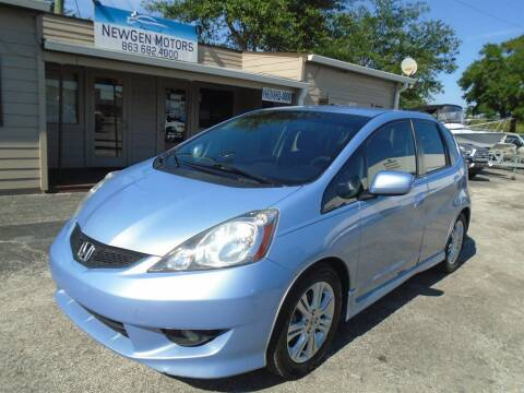 2009 Honda Fit for sale at New Gen Motors in Lakeland FL