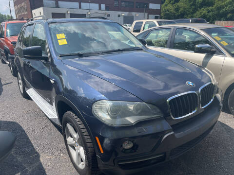 2007 BMW X5 for sale at Trocci's Auto Sales in West Pittsburg PA