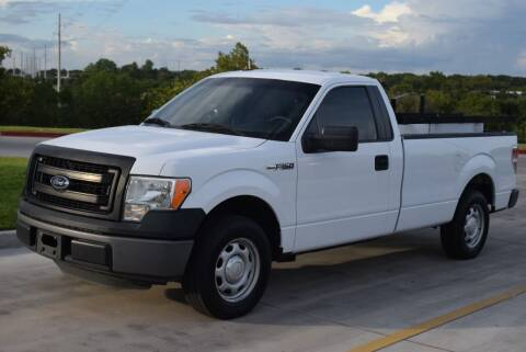 2014 Ford F-150 for sale at Capital City Trucks LLC in Round Rock TX