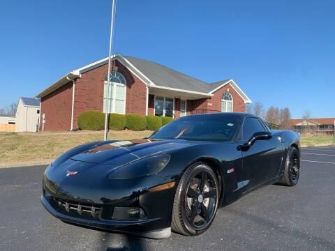 2008 Chevrolet Corvette for sale at HillView Motors in Shepherdsville KY