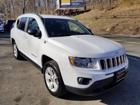 2011 Jeep Compass for sale at Bloomingdale Auto Group in Bloomingdale NJ