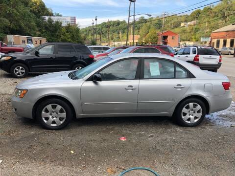 2006 Hyundai Sonata for sale at Compact Cars of Pittsburgh in Pittsburgh PA