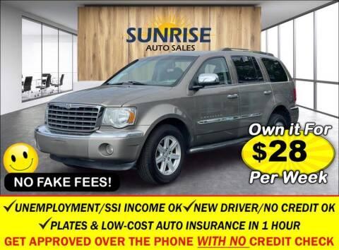 2007 Chrysler Aspen for sale at AUTOFYND in Elmont NY