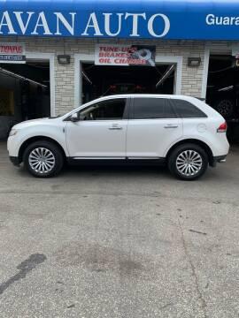 2011 Lincoln MKX for sale at Caravan Auto in Cranston RI