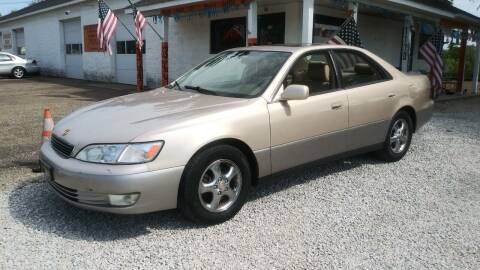 1998 Lexus ES 300 for sale at Easy Does It Auto Sales in Newark OH