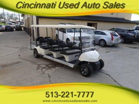 2011 E-Z-GO RXV Extended for sale at Cincinnati Used Auto Sales in Cincinnati OH