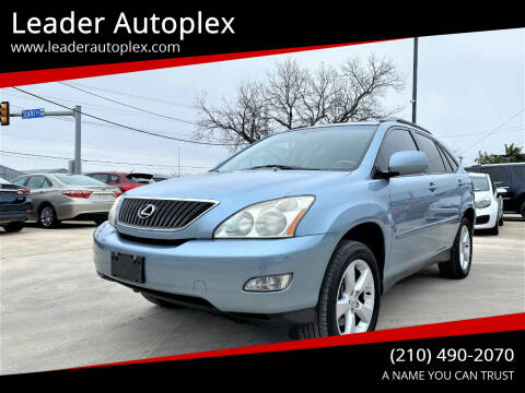 2004 Lexus RX 330 for sale at Leader Autoplex in San Antonio TX