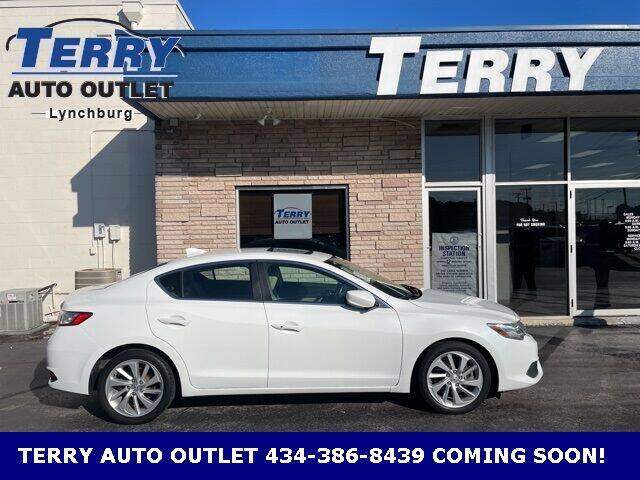 2016 Acura ILX for sale at Terry Auto Outlet in Lynchburg VA