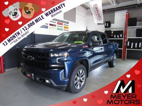 2019 Chevrolet Silverado 1500 for sale at Meyer Motors in Plymouth WI
