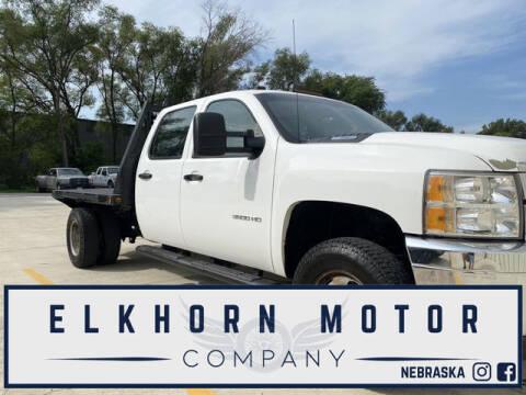 2013 Chevrolet Silverado 3500HD for sale at Elkhorn Motor Company in Waterloo NE