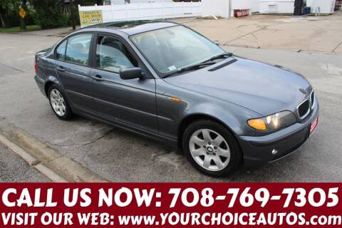 2003 BMW 3 Series for sale at Your Choice Autos in Posen IL