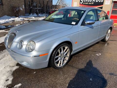 2008 Jaguar S-Type for sale at Square Business Automotive in Milwaukee WI