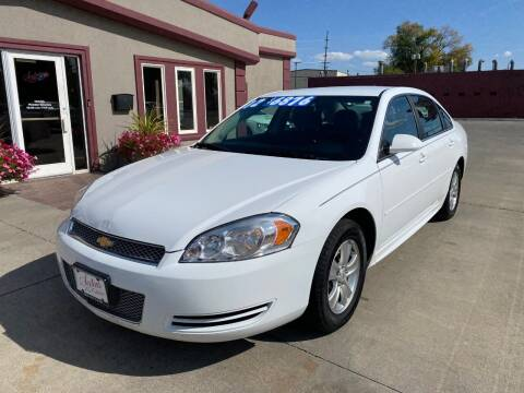 2012 Chevrolet Impala for sale at Sexton's Car Collection Inc in Idaho Falls ID