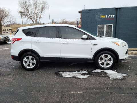 2014 Ford Escape for sale at THE LOT in Sioux Falls SD