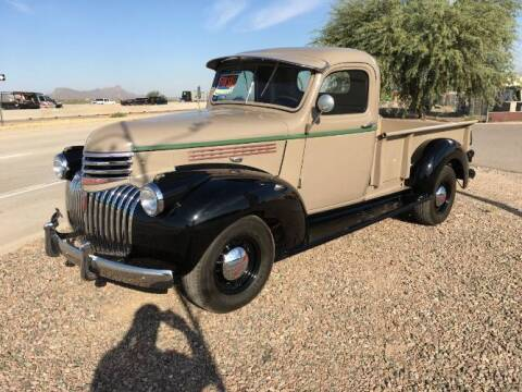1941 Chevrolet C/K 20 Series for sale at Classic Car Deals in Cadillac MI
